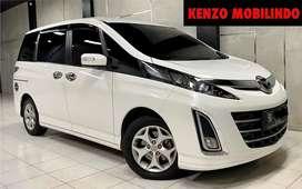 Mazda Biante 2.0 AT 2013 putih km 56rb,sangat istimewah dp 45 tt freed