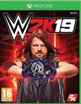 Wwe 2k19 game for xbox