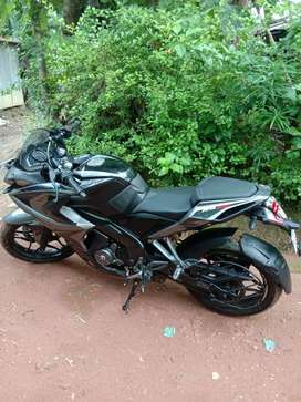 I want to sell my byke RS200 very good and new showroom condition.