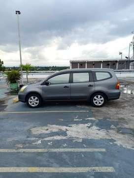 Nissan grand Livina xv 2008