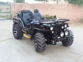 Full modified Full modified Jeep ready your booking