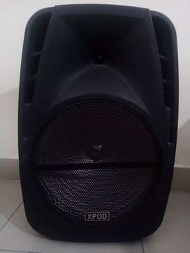 High Xpod Large speaker with original mic. Low rate for urgent sale.
