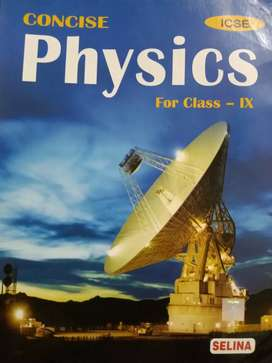 CONCISE Physics for class 9 ICSE