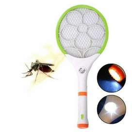 LED Electric Pest Fly Mosquito Killer Swatter Racket price in pakistan