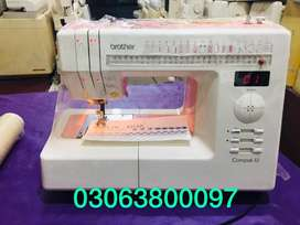 emported sewing machines