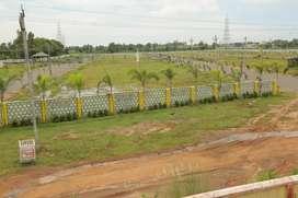 OPEN PLOTS AT AMPOLU, SRIKAKULAM VUDA APPROVED GATED COMMUNITY VENTURE