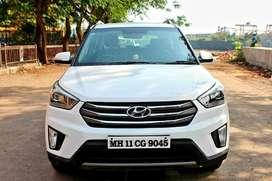 Hyundai Creta 1.6 CRDi SX Option, 2018, Diesel