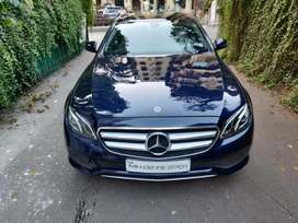 Mercedes-Benz E-Class Exclusive E 200, 2019, Petrol
