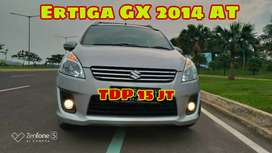 Ertiga GX 2014 good condition