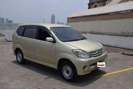 Toyota Avanza Type G 1.3 Tahun 2005 Manual Gold