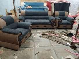 Brand new sofa set 2 model sofa set..3+1+1