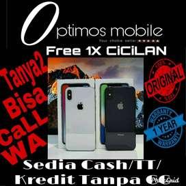 Ayuk Ajukan Cicilan Anda Ditoko~iPhone X 64gb Grenpell