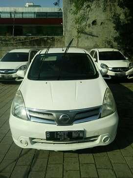 Nissan Grand Livina 2013 1.5 SV AT