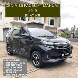 XENIA 1.5 R FACELIFT MANUAL 2019