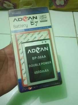 Batre advan BP50AA/S5E new double power original 4800Mah