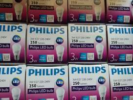 Bohlam Philips 3w
