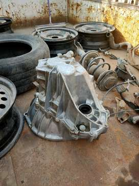 Vitz gear with complete wirring