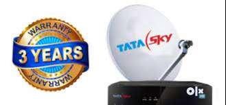 TATA SKY HD BOX 0