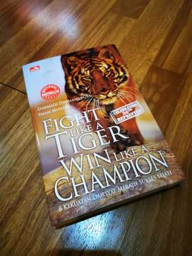 Fight like a tiger win like champion