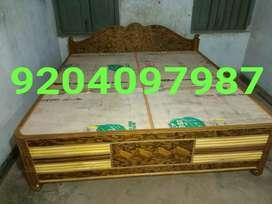 MAHARAJA SIZE KING SIZE BOX BED 6/6.5