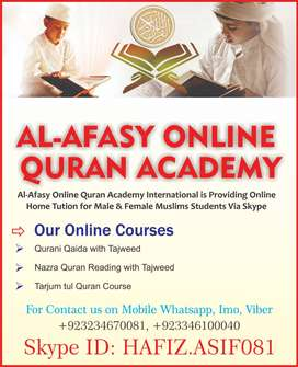 QURAN PAK ONLINE TEACHING INSTITUTE