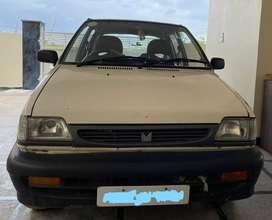 Maruti Suzuki 800 2001 Petrol 72000 Km Driven