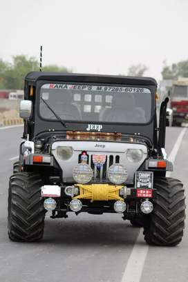 Willy hunter jeep