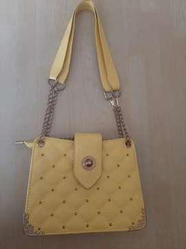 Slingbag Wanita Warna Kuning