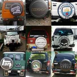 Suzuki Jimny/Rush/Terios/Everest/Cover/Sarung Ban Amanah#Getafe Laliga