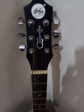 Just 2 months used Gb&A acoustic guitar