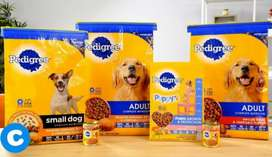 All Type of PET FOODS & Accessories Available With Free Home Delivery