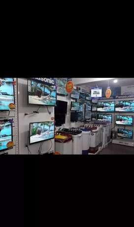 "Dhamaka offer 24"" New Led TV Wholesaler price 2 years warranty @6499"
