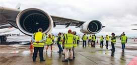 Requirement for Engineer and Ground Staff in Vijayawada  Airport.