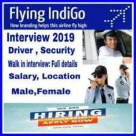 Urgent hiring driver, guard, checker, all vacancies on airport job