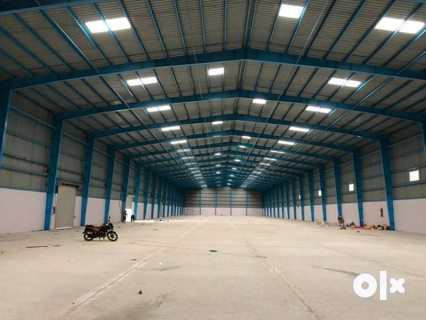 50000sft New warehouse/industrial shed for rent in dabaspet 0