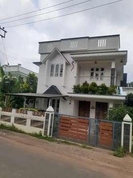 Villa for sale at chittissery,  thrissur