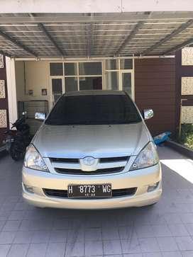 Innova V Diesel Matic Perfect  condition (jarang ada)