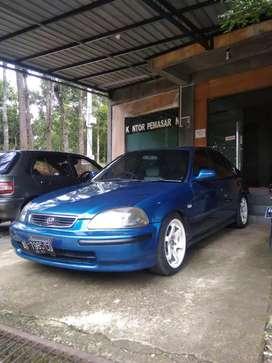 Honda Ferio 96, mesin halus, body lempeng, siap