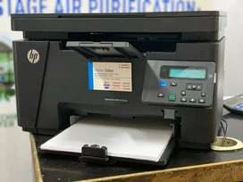 HP Laser Multifunction M126nw WiFi printer with packing 1 year old