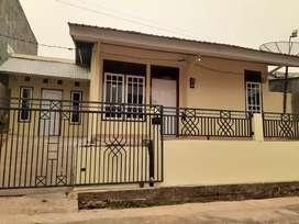 Rumah siap huni dan dijual cepat