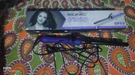 Ikonic curl me up- 19 mm(Hair curler)