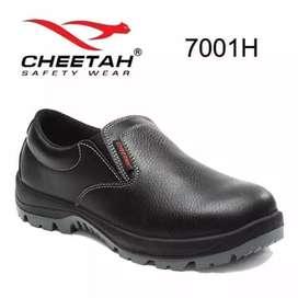 Sepatu safety cheetah 7001 H