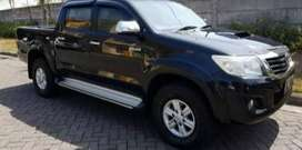 Toyota Hilux double cabin type v diesel