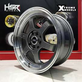 VELG HSR R16 CLONG FOR MOBILIO , CALYA , JAZZ RS , COROLLA , CITY