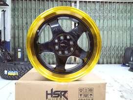 Velg Racing Mobil Xenia Hsr Loud Ring 16 pcd 8x100-114,3
