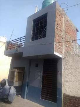 Ready to move in independent house 55 sq yd ground floor only.