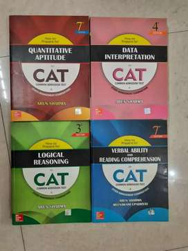 CAT Exam Books - Arun Sharma