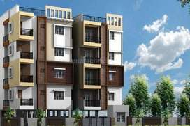 Two BHK Flat with Parking in Boring Road Patliputra Colony