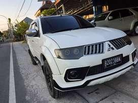 Mitsubishi Pajero Exceed Automatic th 2009 full ori pajak Hidup