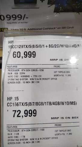 HPCC129TX/S(8i5/8/1+8G/2G/W10/FHD/M